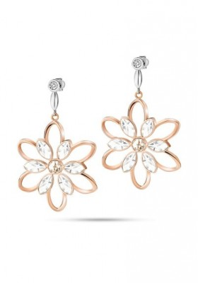 Earrings MORELLATO FIOREMIO ROSA SABK27