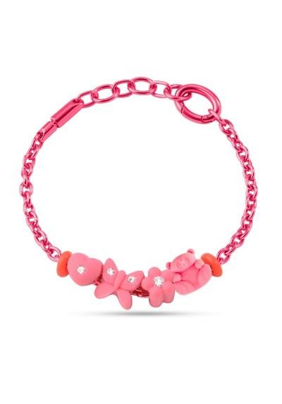 Bracelet MORELLATO COLOURS ROSSO ROSA SABZ163