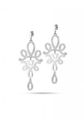 Earrings MORELLATO ARABESCO SILVER SAAJ19