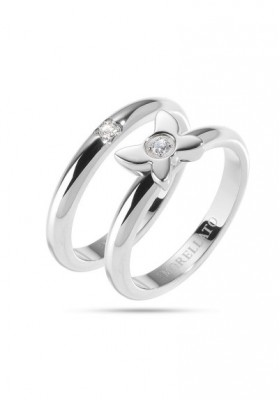 Ring MORELLATO LOVE RINGS ARGENTO SNA36