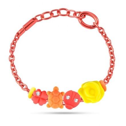 Bracelet MORELLATO COLOURS ROSSO GIALLO SABZ156
