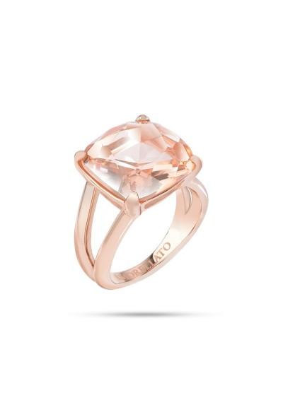 Ring MORELLATO FIOREMIO ORO ROSA SABK01