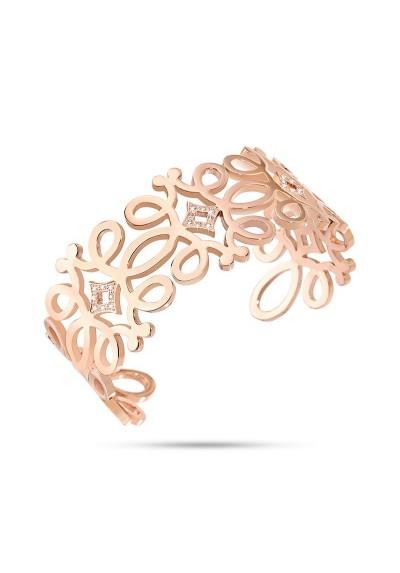 Bracelet MORELLATO ARABESCO ORO ROSA SAAJ20