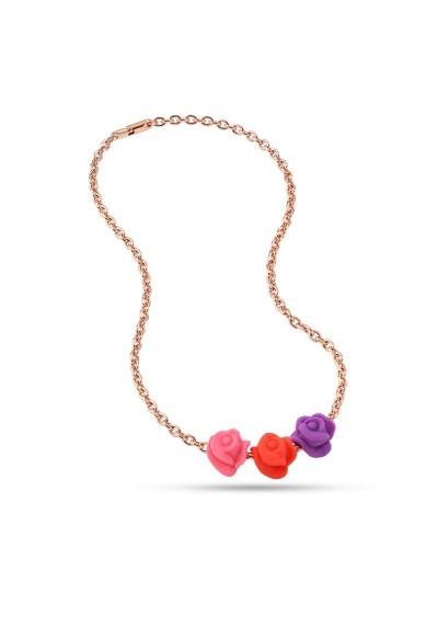 Necklace MORELLATO COLOURS ROSA SABZ193