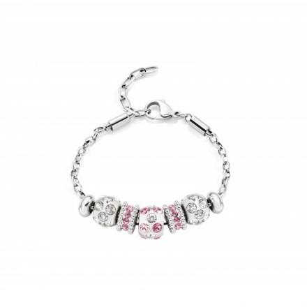 Bracelet MORELLATO CHARMS ARGENTO DROPS SCZ537