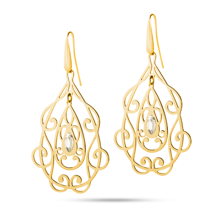 Earrings MORELLATO ARABESCO SAAJ15