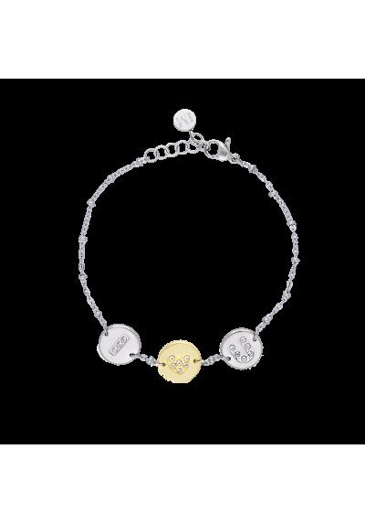 Bracelet Femme MORELLATO MONETINE