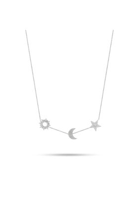 Necklace MORELLATO FIOREMIO SABK25
