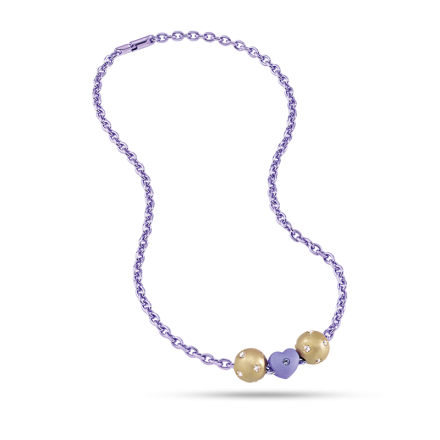 Necklace MORELLATO COLOURS SABZ390