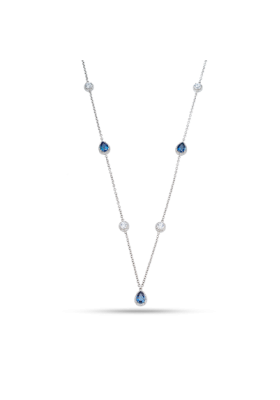 Necklace MORELLATO TESORI in ARGENTO 925% SAIW15