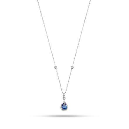 Necklace MORELLATO TESORI in ARGENTO 925% SAIW09