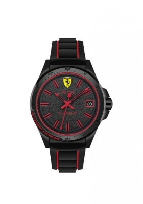 Watch Chronograph Man FERRARI PILOTA FER0830421