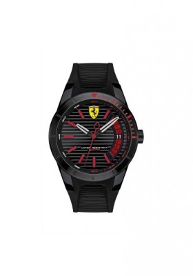 Watch Only Time Man FERRARI RED REV T FER0830428