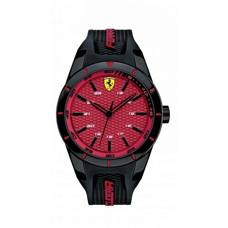 Watch Only Time Man Ferrari Redrev Fer0830248 Online Jewellery Eldoradojewels