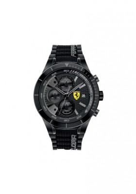 Montre Chronographe Homme FERRARI RED REV EVO FER0830262