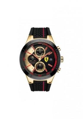 Watch Chronograph Man FERRARI RED REV EVO FER0830298