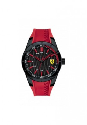 Watch Only Time Man FERRARI RED REV FER0830299