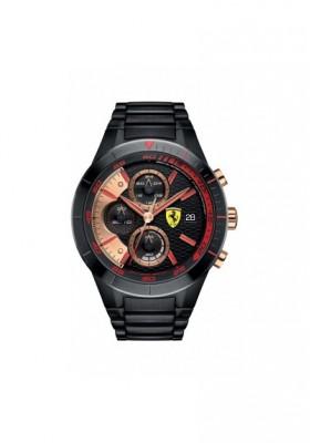 Watch Chronograph Man FERRARI RED REV EVO FER0830305