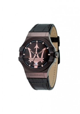 Watch Only Time Man MASERATI POTENZA R8851108011