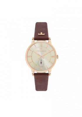 Watch Only Time Woman TRUSSARDI T-GENUS R2451113503