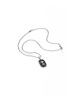 Necklace Man Jewels POLICE TOMBSTONE S14AFP01P