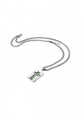 Necklace Man Jewels POLICE ACCESS S14AFC02P