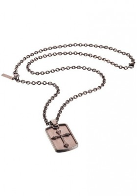Necklace Man Jewels POLICE KNIGHTS S14AJH02P