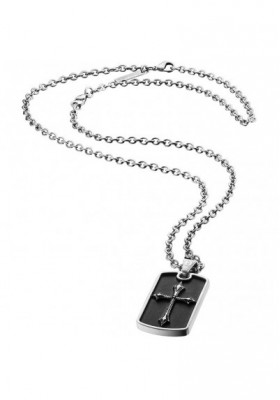 Collier Homme Bijoux POLICE KNIGHTS S14AJH03P