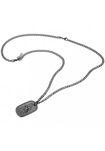 Necklace Man Jewels POLICE INSIGNIA S14AJI01P