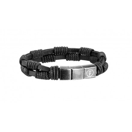 Bracelet Man Jewels Police Twin S14ajl01b