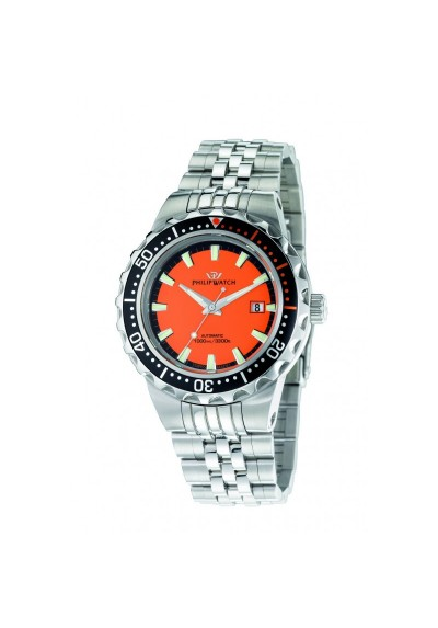 Watch Only Time Man Philip Watch Caribe R8223597001