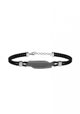 Bracelet Man SIGNATURE MASERATI JM417AKW08