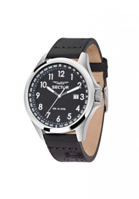 Watch Man Time and Date 180 SECTOR R3251180004