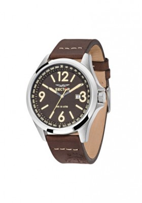 Watch Man Time and Date 180 SECTOR R3251180009