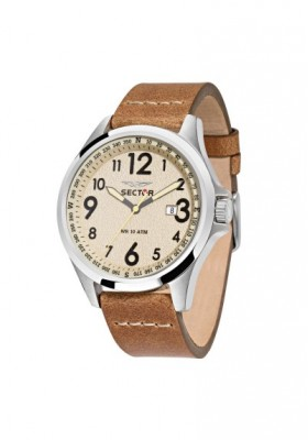 Watch Man Time and Date 180 SECTOR R3251180012