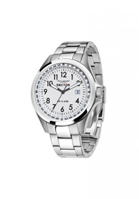 Watch Man Time and Date 180 SECTOR R3253180001