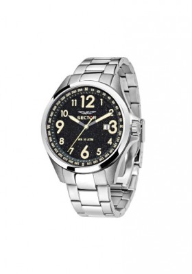 Watch Man Time and Date 180 SECTOR R3253180003