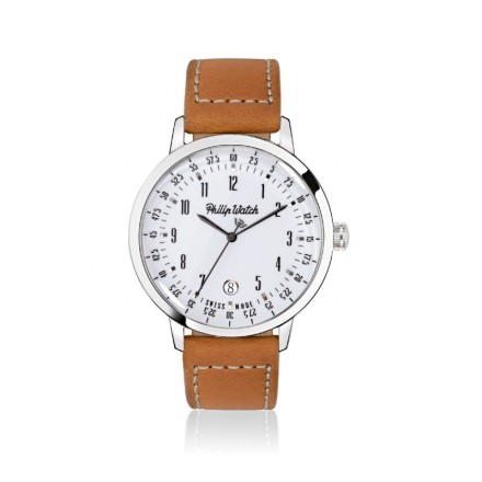 Watch Man Only Time GRAND ARCHIVE 1940 PHILIP WATCH R8251598002