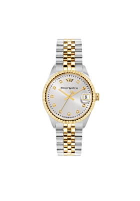 Watch Woman Time and Date CARIBE PHILIP WATCH R8253597526