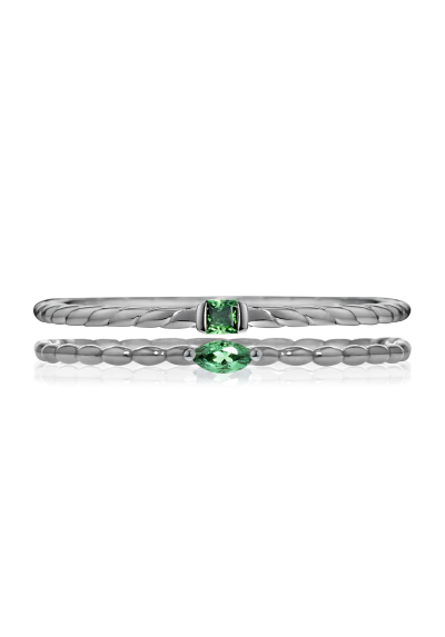 2 Piece Ring Set MORELLATO 1930 SAHA18