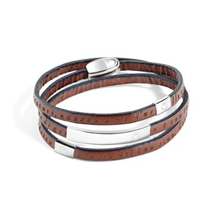 Bracelet Man LOVE AND LOVE SECTOR Jewels SADO05