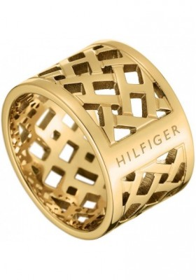 Ring Woman CLASSIC SIGNATURE TOMMY HILFIGER THJ2700750C