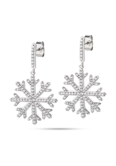 Earrings MORELLATO PURA in ARGENTO 925%, ZIRCONI