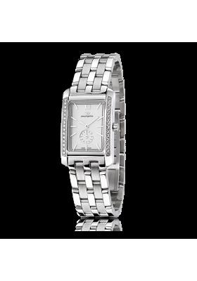 Orologio Solo Tempo Donna 3H Tales Diamanti Philip Watch R8253422703