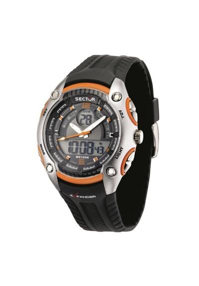 Watch Digitale Man SECTOR Street Fashion R3251574004