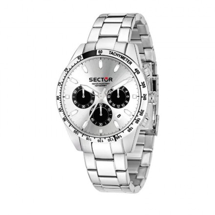 Watch Man SECTOR Tempo e data 245 R3273786007