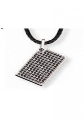 Necklace Man Gioielli Morellato Black & White SAB01