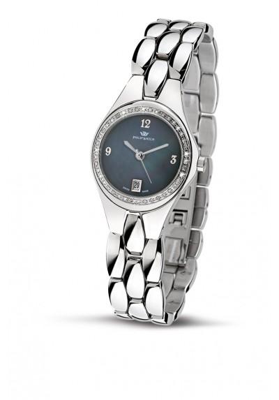 Orologio Solo Tempo Donna Philip Watch Reflexion R8253500645
