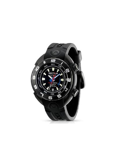 Orologio Tempo e Data Uomo Sector Shark Master R3221178025