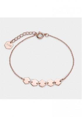 Bracelet Woman CLUSE Essentielle pink gold CLUCLJ10007